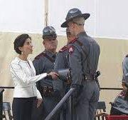 Gina Uses State Police to Murder Critics